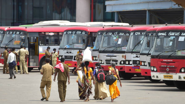 No Sunday Curfew in Karnataka: KSRTC to operate with 3500 buses on May 31st