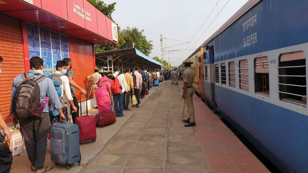Indian Railways Shramik Special Trains Sparks Controversy