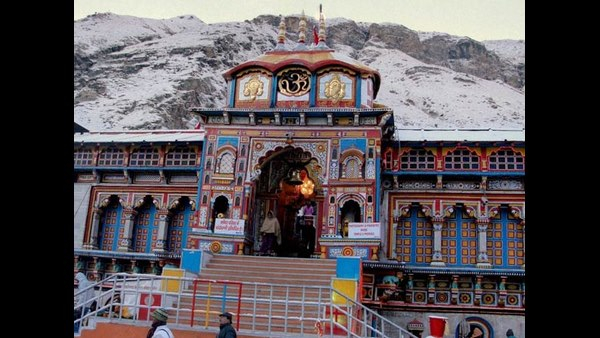 Badrinath Temple to be opened on May 15