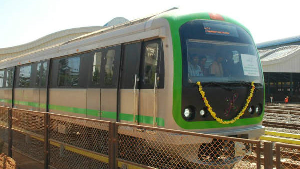 After Namma Metro Workers Protest BMRCL Paid Wages
