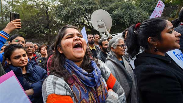 2 JNU Students Arrested Over Anti-Citizenship Law Protest In February