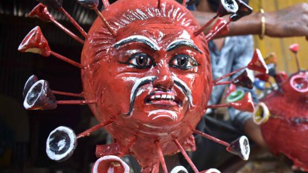 ಕೋವಿಡ್ - 19 ಓಡಿಸಲು ದೇವಾಲಯದಲ್ಲಿ ನರಬಲಿ ಕೊಟ್ಟ ಅರ್ಚಕ!