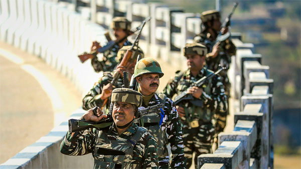 85 More BSF Personnel Test Positive For COVID-19