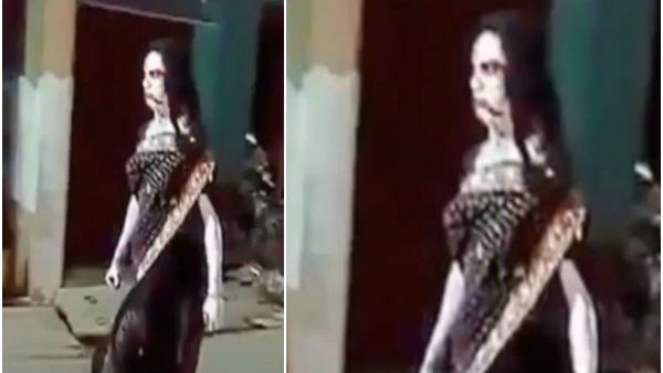 Ghost Roams Around The Streets And Warning People To Stay Indoors In Odisha