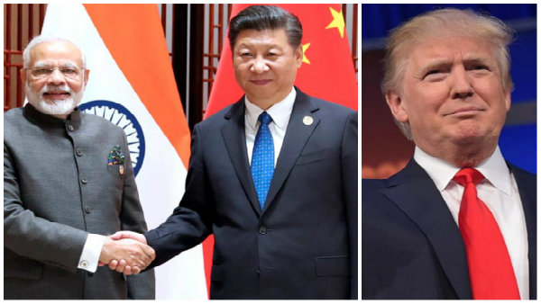 Ready To Mediate Border Dispute Between India And China: Tweets US President Donald Trump