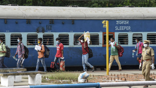 Migrant Workerss Bihar From Bellary Train Will Leave Today