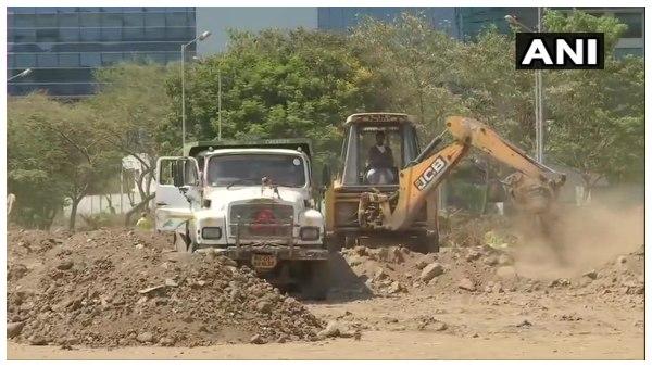 ಮುಂಬೈ : ಕೊರೊನಾ ಸೋಂಕಿತರಿಗಾಗಿ 1000 ಹಾಸಿಗೆ ಆಸ್ಪತ್ರೆ ನಿರ್ಮಾಣ