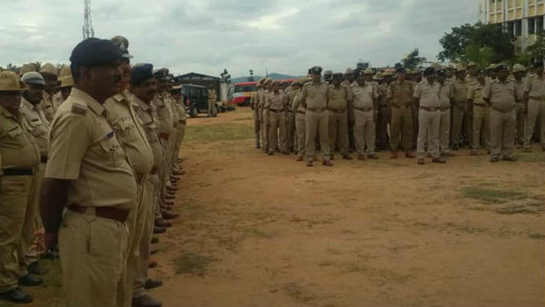 Police Sub Inspector Recruitment 10 Marks Interview Cancelled