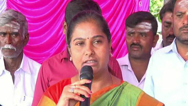 MLA Poornima Srinivas Written Letter To Yediyurappa For Water Issue