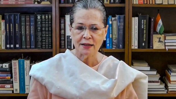 FIR Registered Against Sonia Gandhi in Karnataka Over Congress Part Tweet on PM cares Fund