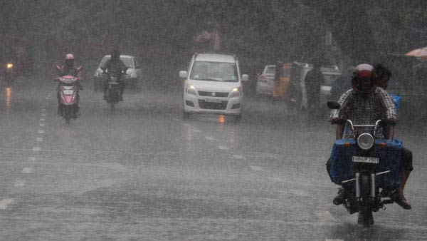 The MET Department Has Predicted Rainfall In Karnataka Till May 30