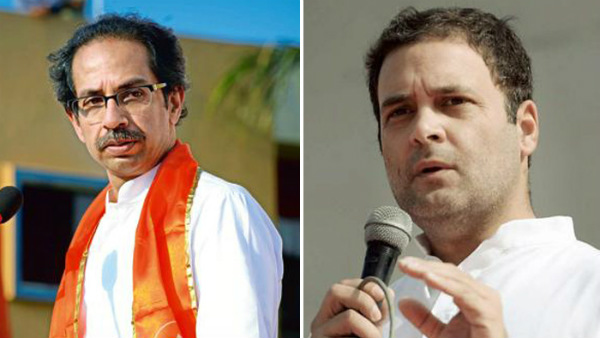 Congress Leader Rahul Gandhi Keeping Distance From Uddhav Thackeray, Given Clarfication