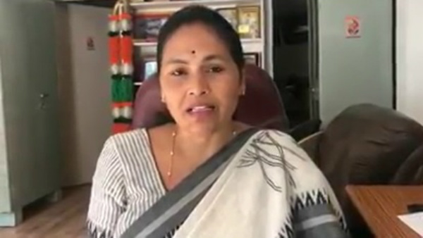 MP Shobha Karandlaje Clarifies About Viral Post Regarding Jihadis In Her Name