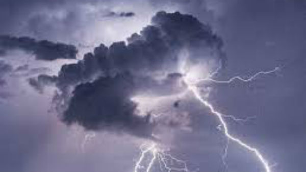 Woman Died By Lightning Strike In Bagalkote