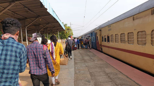 Karnataka Govt Cancelled Shramik Trains