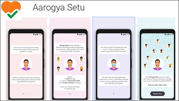 Dial 1921 to access Aarogya Setu if you have a landline or no smart phone