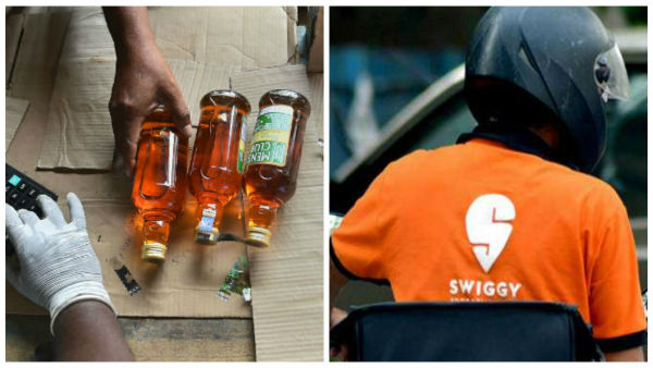 Swiggy starts home delivery of alcohol