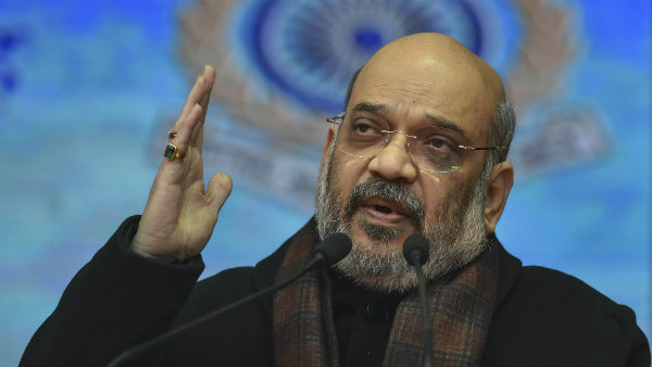 Amit Shah Rejects Reports About His Health