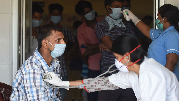 Top 10 Districts In Karnataka Has Reported More Number Of Coronavirus Cases