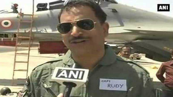 BJPs Rajiv Rudy Pilots First Flight As Operations Resume
