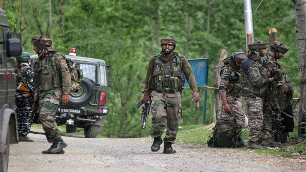 2 Hijbul Terrorists Killed In Encounter At Nava Kadal
