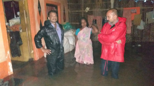 Heavy Rain In Ankola: More Than 40 Houses Submerged