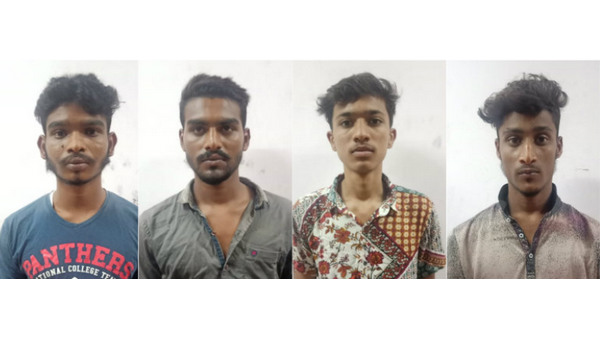 Police Arrested Four For Making Tik Tok Video In Burial Ground In Mangaluru