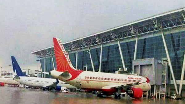 Adani Group Told Cant Pilot Airports In Rough Weather