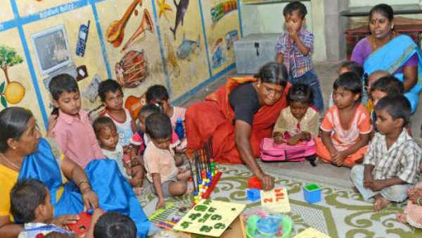 ಹಾಸನ: ಅಂಗನವಾಡಿ ಕಾರ್ಯಕರ್ತೆ, ಸಹಾಯಕಿಯರ ಹುದ್ದೆಗೆ ಅರ್ಜಿ ಆಹ್ವಾನ