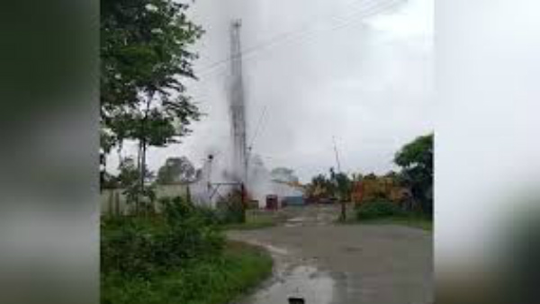 Assam Oil Well Still Leaking Gas A Week On, Singapore Experts Roped In