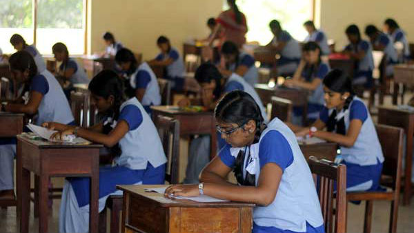 Containment Zones SSLC Students Write Exam In A Separate Room