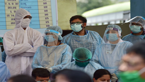 ಭಾರತದಲ್ಲಿ ಮತ್ತೆ 19,459 ಕೊರೊನಾ ಸೋಂಕಿತರು ಪತ್ತೆ