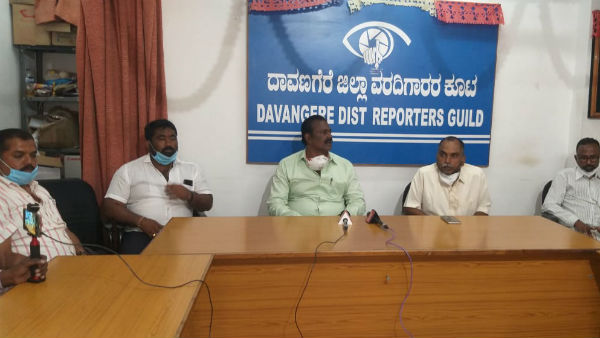 Demand To Provide Food To Containment Zone Residents In Davanagere