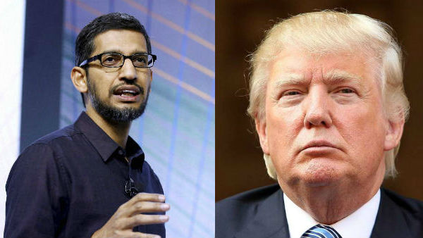 Google Ceo Sundar Pichai Disappointed After Trumps H-1B Visa Ban