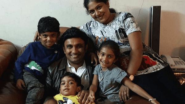 DR Sudhakar Family Sent A Birthday Wishes From Hospital