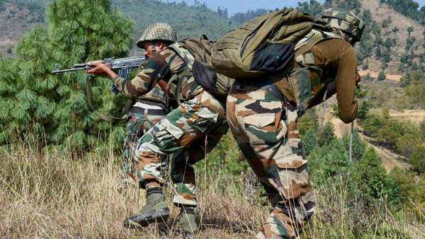 Encounter Breaks Out At Jammu And Kashmir's Anantnag