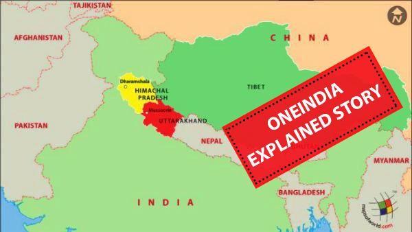Explained Story: ದೂರದ ಚೀನಾ ಭಾರತದ ಗಡಿಗೆ ಹೊಂದಿಕೊಂಡಿದ್ದು ಹೇಗೆ?