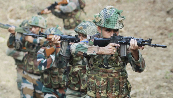 1 Terrorist Killed In Jammu And Kashmir's Tral In An Ongoing Encounter