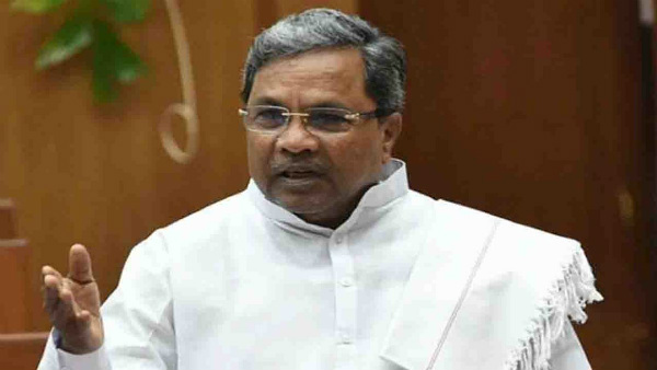 If I Was CM I Would Have Announce 10 Thousand Says Siddaramaiah