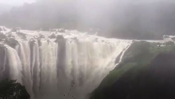 Tourist Can Visit Jog Falls From Today After Lockdown Relaxation
