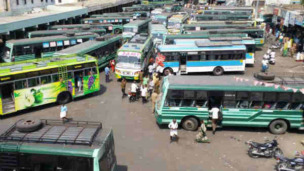 Tamil Nadu: Inter-District Movement Of Buses, Cars Suspended Till June.30