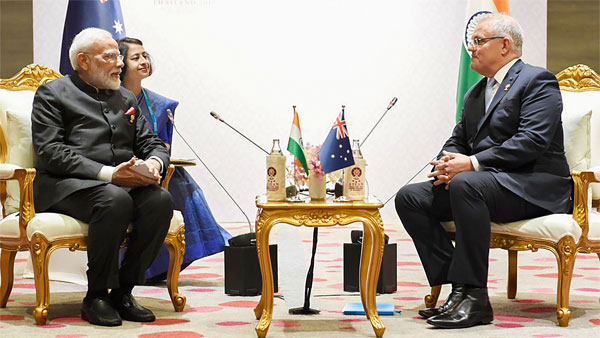 PM Modi To Hold First Ever Virtual Bilateral Summit With Australian PM Today