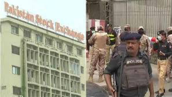 Gunmen Attack In Pakistan Stock Exchange: Four Killed