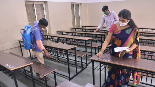 All Set For 2nd PUC Exam On June 18
