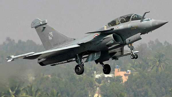 France Committed To Timely Delivery Of Rafale Jets Said Rajnath Singh