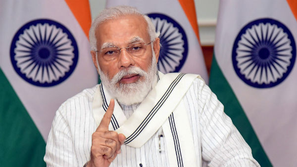 Narendra Modi To Address Nation At 4 Pm