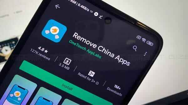 Remove China Apps Has Gone Viral In India