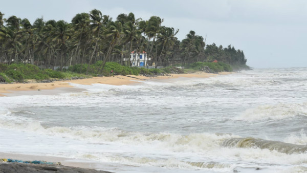 Rain Started In Udupi By Effect Of Cyclone Nisarga