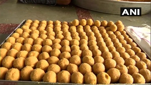 Ram Temple Foundation Stone Laying Cermony: 1,10,000 Laddoos Will Be Prepared For Offerings On Aug 5th
