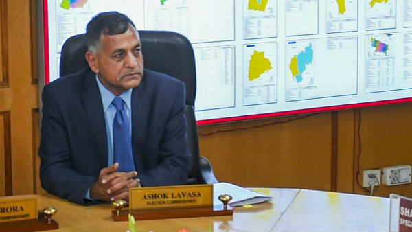 Election Commissioner Ashok Lavasa Set To Join ADB As Vice President
